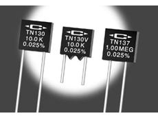 Type TN lab grade low TC precision film resistors