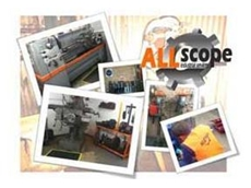 ALLscope's machine repair services for school workshops