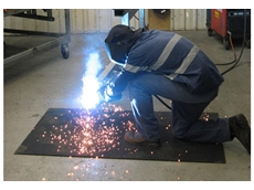 Heat Resistant Anti-Fatigue Mats for Machinists and Welders