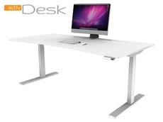 ​ActivDesk Height Adjustable Sit Stand Office Desks
