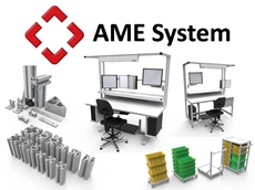 Aluminium T-Slot Extrusion Profiles, Ergonomic Industrial Workstations and Accessories