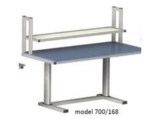 Electric Height Adjustable Workstation - ErgoMan model 700/168