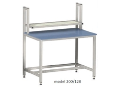 Fixed Height Workstations - ErgoStyle model 200/128
