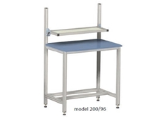 Fixed Height Workstations - ErgoStyle model 200/96