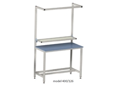Fixed Height Workstations - ErgoStyle model 400/126