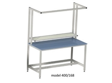 Fixed Height Workstations - ErgoStyle model 400/168