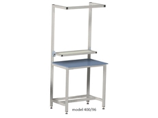 Fixed Height Workstations - ErgoStyle model 400/96
