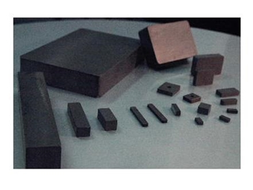 AMF's Ferrite magnets have a good resistance to demagnetisation and are stable in a range of temperatures