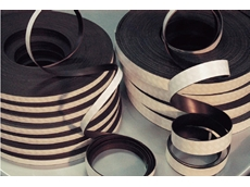 Magnafix Flexible Magnetic Tape System from AMF Magnetics