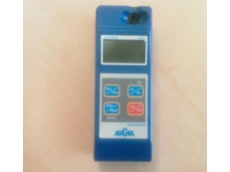 The MG601 Gauss Meter measures magnetic flux density