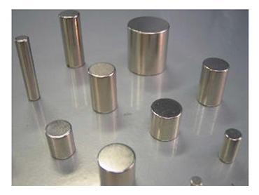 Strong cylinder magnets from AMF Magnetics