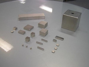 AMF Magnetic's versatile and stylish range of block magnets