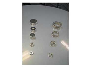 Powerful ring magnets from AMF Magnetic's extensive range of holding magnetic products