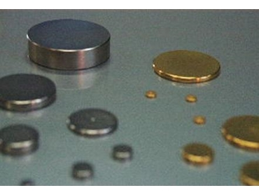 AMF Magnetics' Economical selection of disk holding magnets