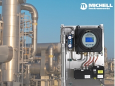 3 OptiPEAK TDL600 moisture analysers installed at US gas plant