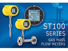 AMS Instrumentation and Calibration Presents ST100 Mass Flow Meters for Future-Ready Gas Flow Measurement