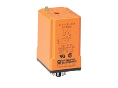 AMS announces new SLA Series three-phase monitoring relay preventing premature motor and equipment failures