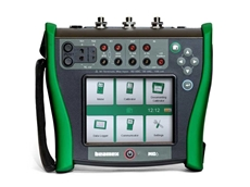 AMS introduces Beamex MC6 advanced field calibrator and communicator