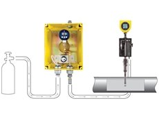 AMS offers FCI's New VeriCal In-Situ Calibration Verification System for Flare Flow Measurement