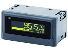Model N21 digital panel meter