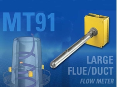 AMS releases thermal mass flow meters for flue gas