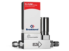 EL-FLOW Prestige comes equipped with the data of 100 unique gases from the FLUIDAT database