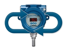 The Easidew PRO XP can measure dewpoint or moisture content in a variety of gas or liquid process applications.