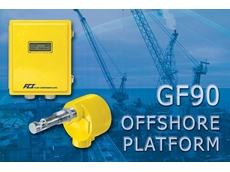 Model GF90 Flare Gas Flow Meter Meets New US MMS Regulation for Offshore Rigs