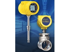 FCI ST Series flow meters achieve effective, economical nitrogen tank blanketing
