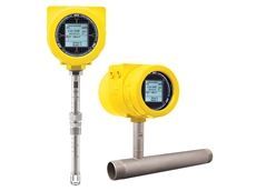 FCI's ST80 Series high performance air/gas flow meters