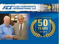 FCI celebrates 50 years in business