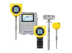 FCI's ST100/ MT100 Series flow meters for thermal oxidisers