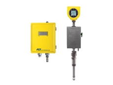 FCI's ST100 flow meter with VeriCal system