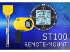 FCI's ST100 remote mountable air/gas flow meters for hazardous locations
