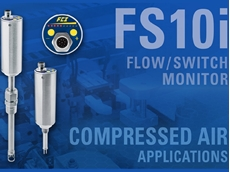 FCI's FS10i flow switch/monitor