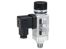 heavy duty mechanical pressure switch converts pneumatic and hydraulic pressure into switching functions
