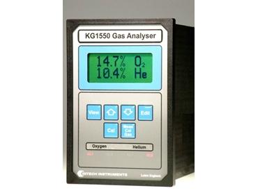 KG1550 Gas Analyser