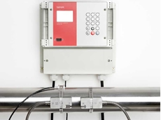 Katronic clamp-on flowmeters with Profibus PA