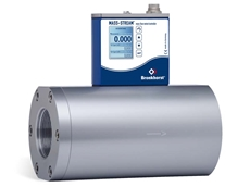 MASS-STREAM D-6390 thermal mass flow meter