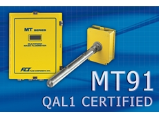 MT91 gas flow meters receive TÜV certification for QAL1 compliance
