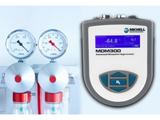 Michell's MDM300 portable dew-point hygrometer from AMS Instrumentation and Calibration ensures safety in hospitals