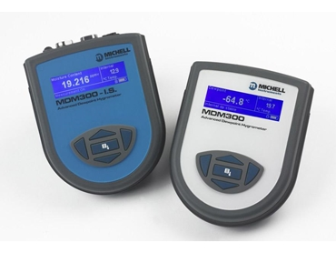 Advanced dewpoint hygrometer