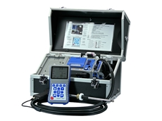 ecom-J2KNpro industrial flue gas analyser