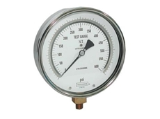 NOSHOCK 800 Series Precision Test Gauges available from AMS Instrumentation and Calibration