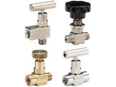 100 and 150 series hard seat and soft tip mini valves