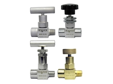 NOSHOK Mini Valves with 10,000 PSI Pressure Rating from AMS Instrumentation and Calibration