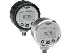 NOSHOK digital pressure gauges available from AMS Instrumentation and Calibration