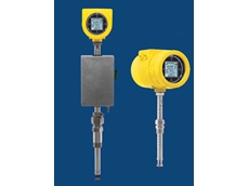 FCI's insertion style ST110 flow meters