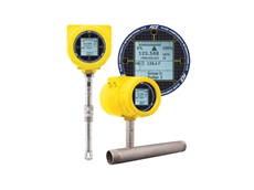 ST80 Series thermal mass flow meters