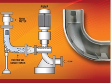 New flow conditioner removes swirl for accurate flow measurement